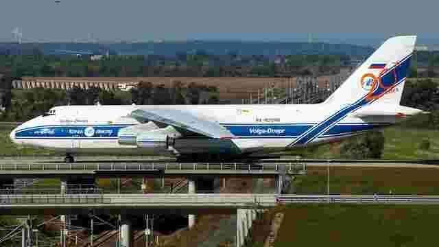«Антонов» пообіцяв до кінця року розірвати співпрацю з російською авіакомпанією