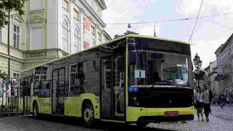 Львів ще цьогоріч може отримати нові «електронівські» автобуси