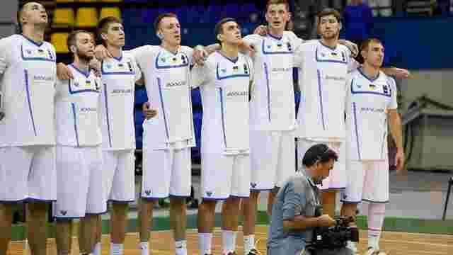 Збірна України програла словенцям у матчі кваліфікації на Євробаскет-2017