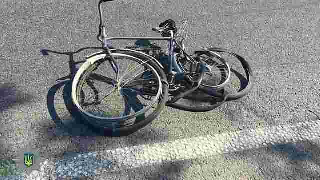 П'яний водій збив насмерть велосипедиста на Львівщині і втік з місця пригоди