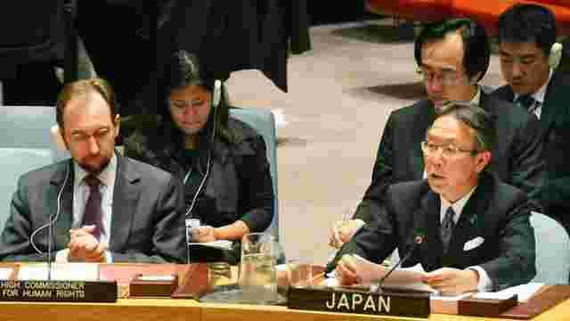 Японія, Південна Корея та США скликають екстрене засідання Радбезу ООН