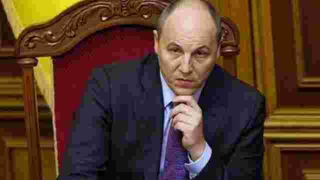 Парубій запропонував зробити п'ятницю днем парламентських слухань ВРУ