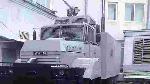 Нацгвардія замовила терміновий ремонт водометів вартістю ₴9,6 млн