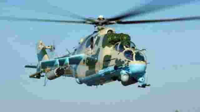 «Укроборонпром» передасть військовим три ударні вертольоти Мі-24ПУ1