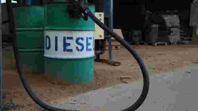 Росія зупинила постачання дизельного палива в Україну