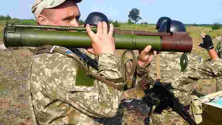 Стали відомі наслідки вибуху гранатомета на Рівненському полігоні
