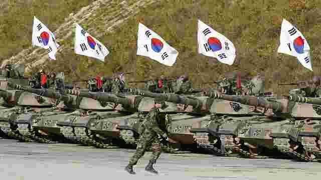 У Південній Кореї заявили, що готові завдати упереджувальний удар по Пхеньяну