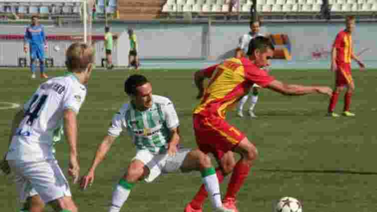 «Карпати» програли «Зірці» у матчі Прем'єр-ліги