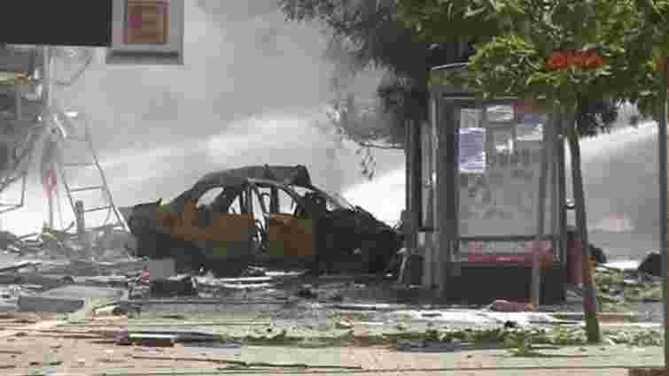 На сході Туреччині прогримів потужний вибух, є постраждалі