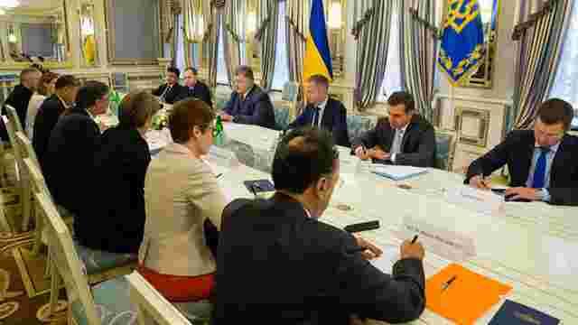 Порошенко закликав країни G7 та ЄС не визнавати вибори в Держдуму РФ