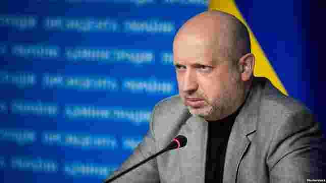 Іноземні партнери у 2014 році просили не провокувати Росію, – Турчинов
