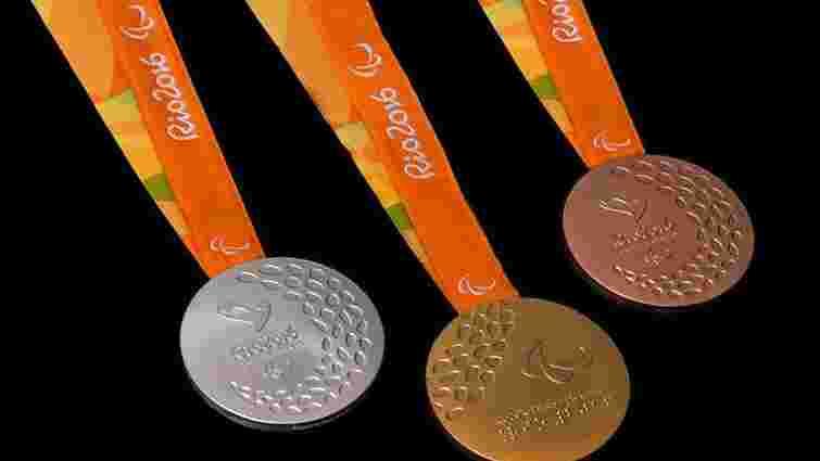 Україна здобула 11 медалей в шостий день Паралімпіади в Ріо