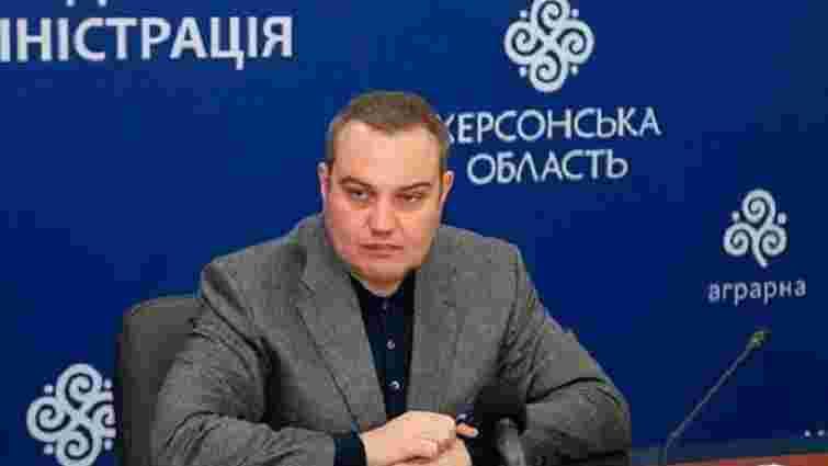 Андрій Путілов подав у відставку з посади голови Херсонської облради