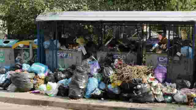 Гройсман проситиме голів ОДА допомогти Львову з вивезенням сміття