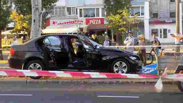 В центрі Миколаєва водій на BMW насмерть збив чотирьох дорожніх працівників