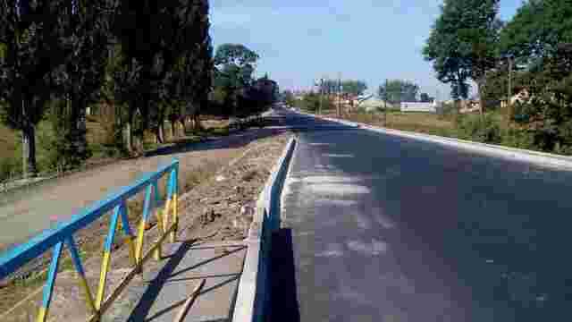 На Львівщині відремонтували два шляхопроводи