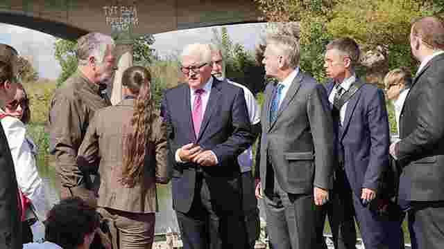 Міністрам Німеччини і Франції пояснили, за яких умов Україна надасть особливий статус Донбасу