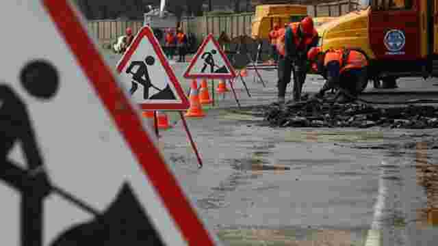 З 26 вересня на трасі Житомир-Чернівці повністю перекриють рух