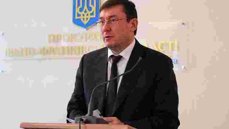 Луценко відновив справу проти винуватця резонансної ДТП у Києві