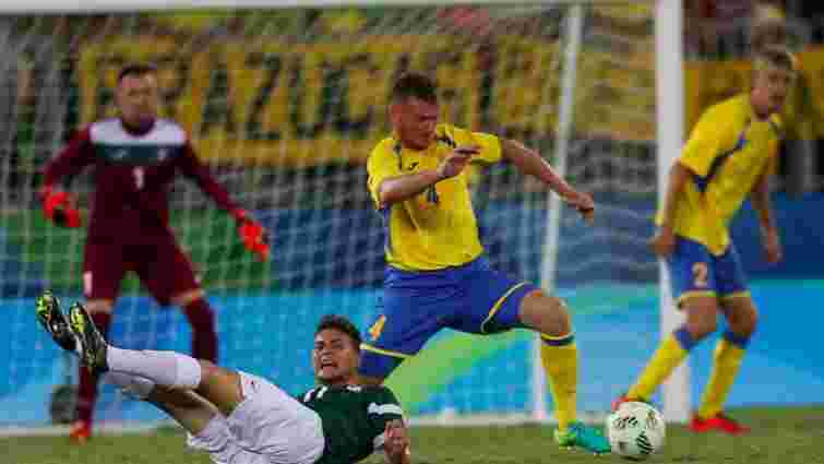 Футбольна збірна України стала чемпіоном Паралімпіади в Ріо