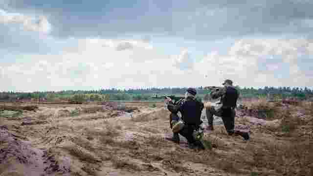 На Яворівському полігоні під час нічних навчань загинув військовий