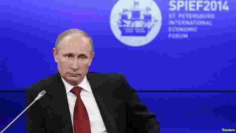 Путін: Росія готова бути гарантом домовленостей по Донбасу, якщо цього захоче Київ