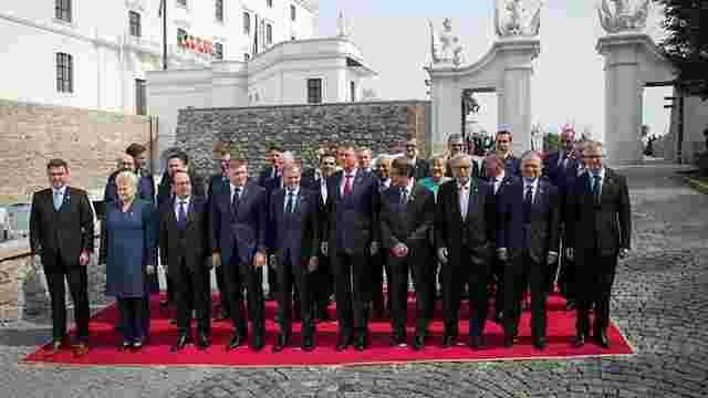 Лідери ЄС розробляють новий план розвитку Євросоюзу після Brexit