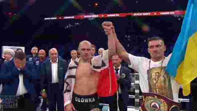 Олександр Усик став новим чемпіоном світу з боксу за версією WBO
