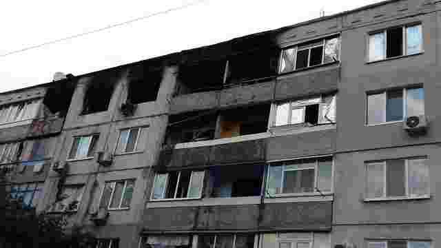 У Павлограді після вибуху у багатоповерховому житловому будинку згоріли 5 квартир