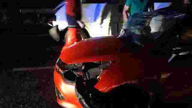 У ДТП поблизу Львова травмувався громадянин Німеччини
