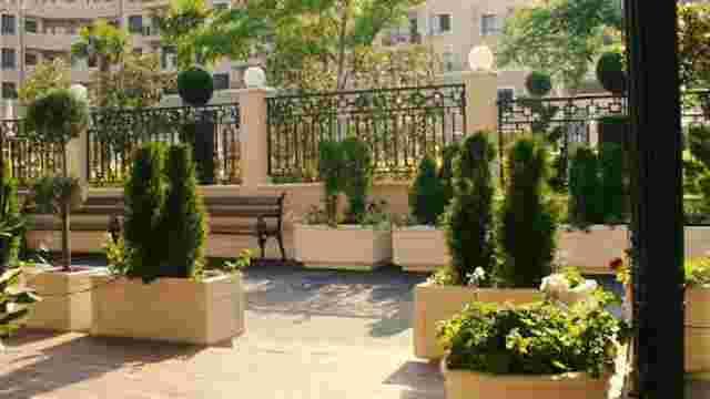 У Львові виберуть найгарніше озеленені ресторани і готелі