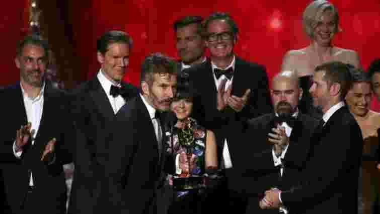 Серіал «Гра престолів» зібрав рекордну кількість нагород «Еммі»