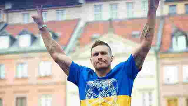 Український чемпіон Олександр Усик готовий провести об'єднавчий бій в Росії