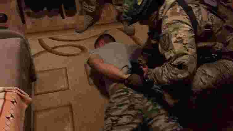 На Одещині затримали банду, до якої входили правоохоронці