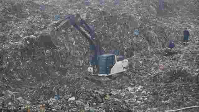 На Грибовицькому сміттєзвалищі застосують нову технологію очистки фільтрату