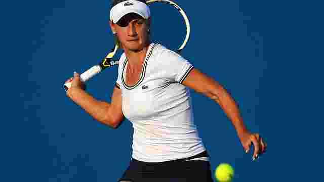 Українська тенісистка вийшла у чвертьфінал турніру в Китаї