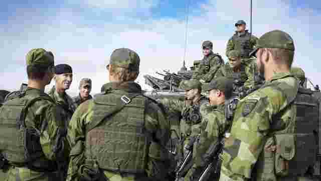 Росіяни під виглядом туристів намагаються вивідати інформацію у шведських солдатів