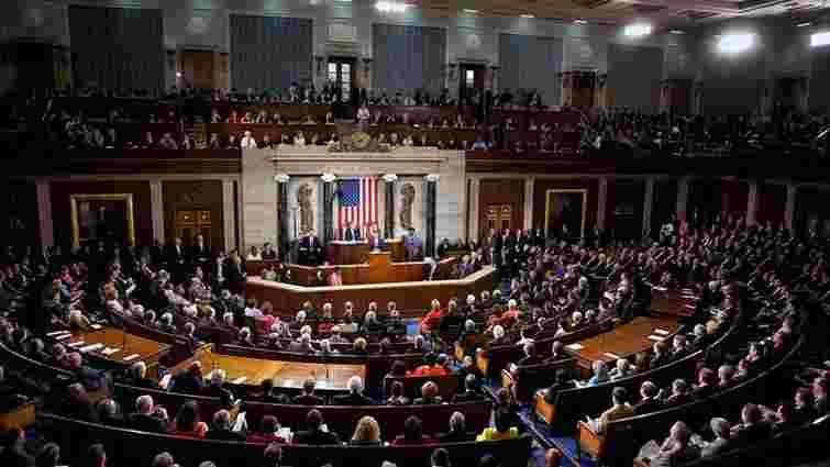 Конгрес США зафіксував санкції щодо Росії і схвалив закон на підтримку України
