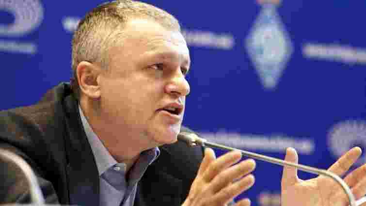 «Навіть під емоціями не думав про зміну тренера», - Ігор Суркіс про відставку Сергія Реброва