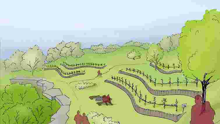 У парку «Знесіння» з'явиться урбан-сад