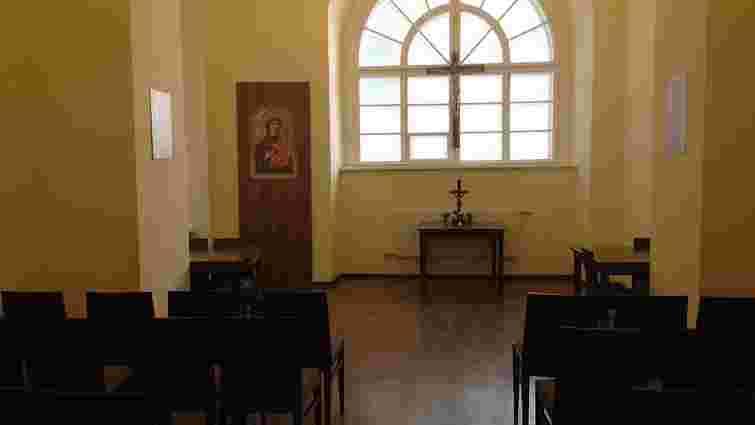 У каплиці Львівської міськради діятиме кімната матері і дитини