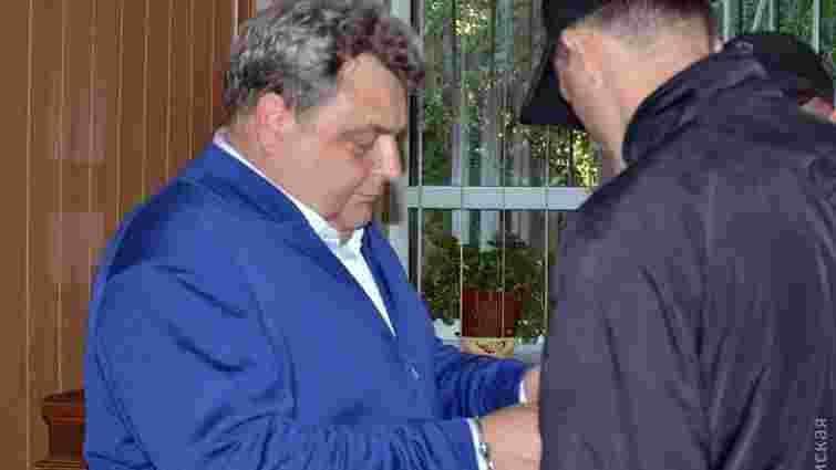 Суд посадив під домашній арешт екс-віце-мера Одеси і призначив йому заставу в ₴8 млн