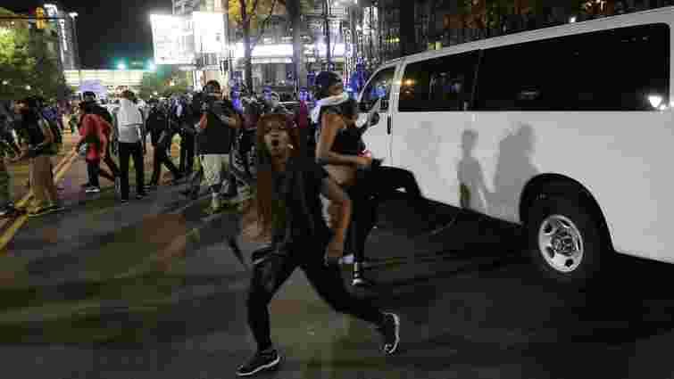 У США оприлюднили відео вбивства афроамериканця, через яке сталися заворушення у Шарлотті