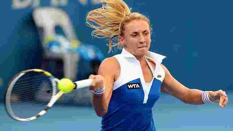 Українська тенісистка Леся Цуренко здобула другий титул WTA у своїй кар'єрі