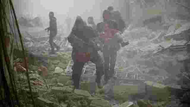 США і країни ЄС вимагають від РФ припинити вогонь в Сирії