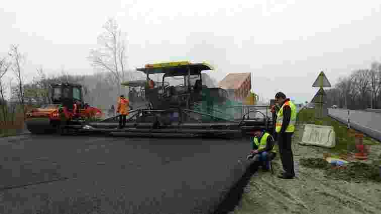 На Львівщині відремонтують понад 130 км доріг за польський кредит у €100 млн