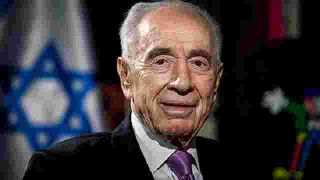 Помер колишній президент Ізраїлю Шимон Перес