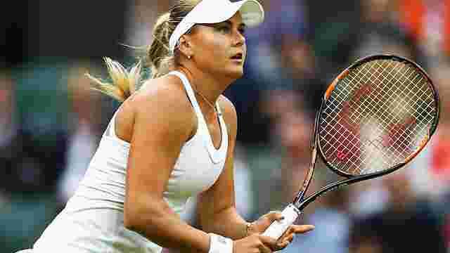 Українська тенісистка вийшла у півфінал турніру WTA