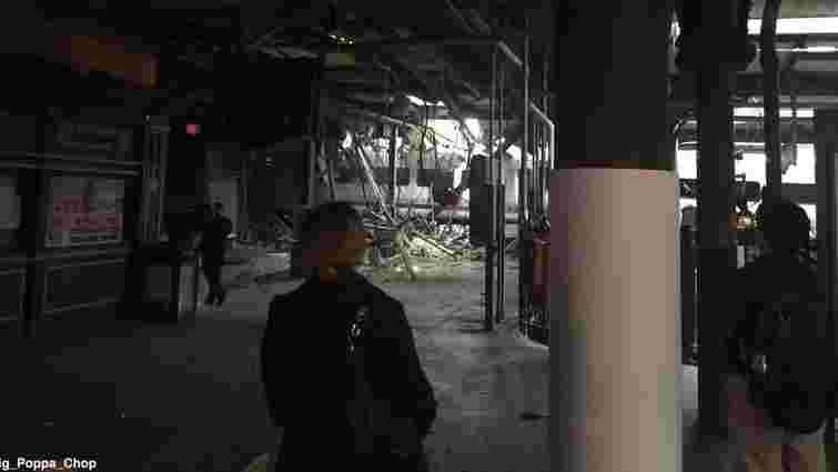 У Нью-Джерсі потяг зійшов з рейок і поранив понад 100 осіб на вокзалі