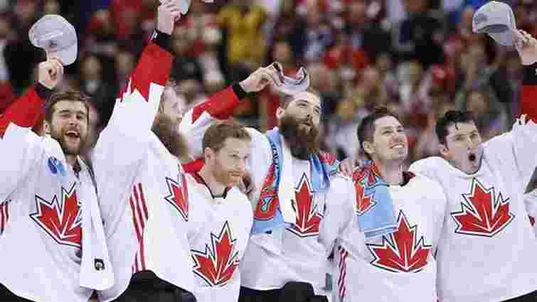 Збірна Канади здобула Кубок світу з хокею